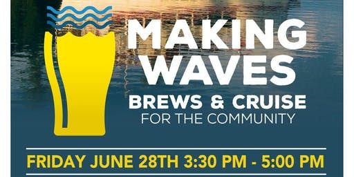 Making Waves Brews & Cruise for the Community