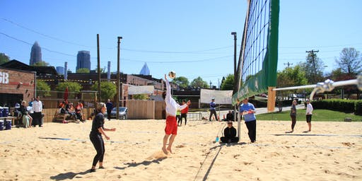 9/14 - Coed 2's Sand Volleyball Tourney