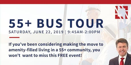 Bob Lucido's 55+ Bus Tour | ANNE ARUNDEL COUNTY tickets