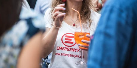 EMERGENCY's 25th birthday drinks tickets