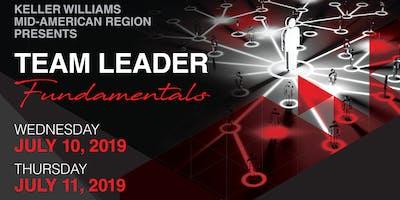 TEAM LEADER FUNDAMENTALS