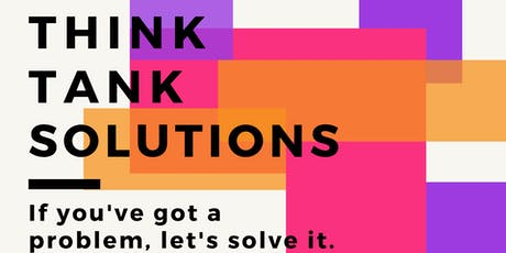 Think Tank Solutions with Vasavi tickets