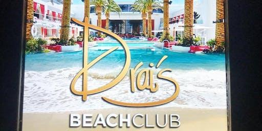 A-Trak Live Drais Beachclub Guestlist