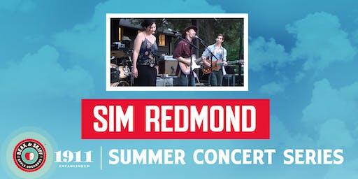Summer Concert Series - The Sim Redmond Band