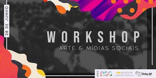 Workshop - Arte & Mídias Sociais
