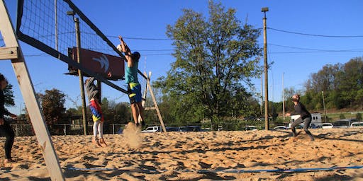 10/12 - Coed 2's Sand Volleyball Tourney