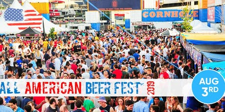The All American Beer Fest  tickets