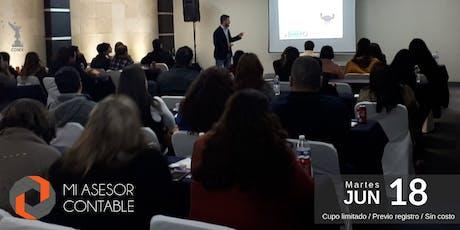 Auditorias del SAT con CFDI 3.3, REP y CFDI de Nóminas CDMX tickets