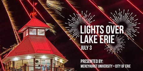 Lights Over Lake Erie tickets