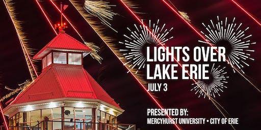 Lights Over Lake Erie