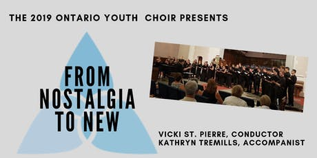 Ontario Youth Choir Concert: Toronto tickets