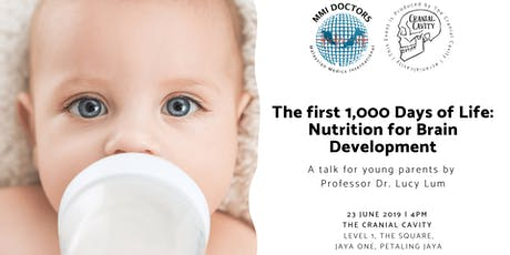 The first 1,000 Days of Life: Nutrition for Brain Development tickets