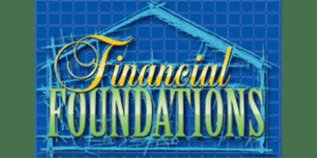 Financial Foundations – Addison, NY tickets
