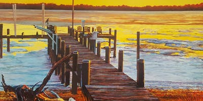 Captivating Waterscapes Painting Workshop