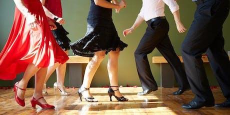 Latin Dance with Adriana tickets