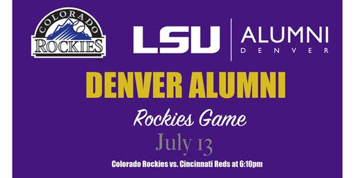 LSU Denver Baseball Game