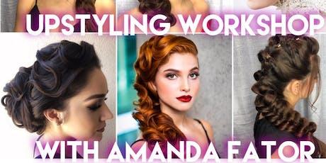 Upstyling Workshop with Amanda Fator tickets