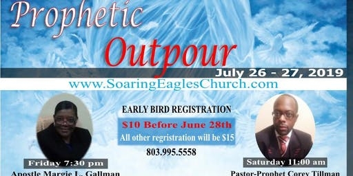 Prophetic Outpour Conference 2019