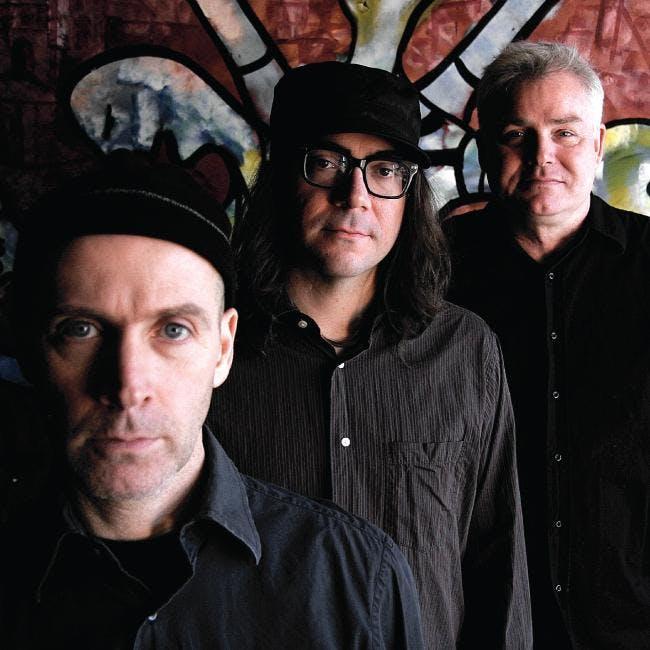 The Messthetics (Joe Lally + Brendan Canty of Fugazi and Anthony Pirog)