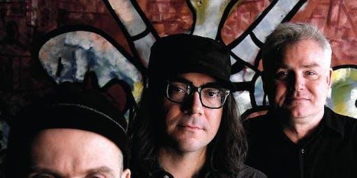 The Messthetics (Joe Lally + Brendan Canty of Fugazi and Anthony Pirog) @ Barracuda
