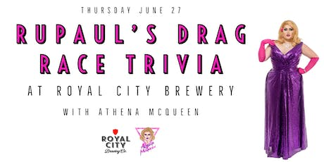 RuPaul's Drag Race Trivia with Athena McQueen tickets