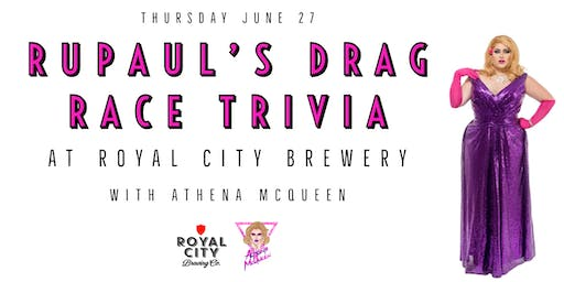 RuPaul's Drag Race Trivia with Athena McQueen
