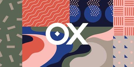 OX Open House tickets