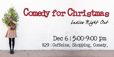 Comedy for Christmas | Ladies Night out with Jeff Allen