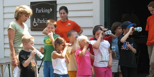 """Three-Day """"At Home with Art at Hill-Stead"""" Workshop for Kids"""