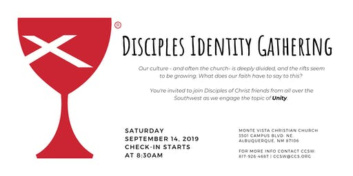 Annual Disciples Identity Gathering
