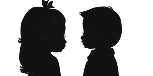 Victoria's Toy Station- Hosting Silhouette Artist, Erik Johnson - $30 Silhouettes