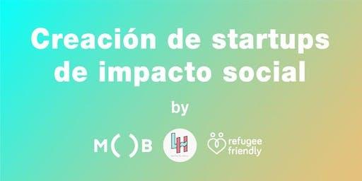 Creación de Strartups de Impacto Social