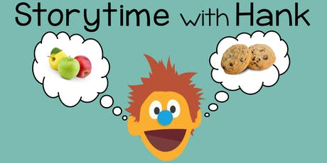 Storytime with Hank - FOOD! tickets