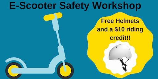 E-Scooter Safety Workshop