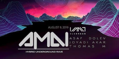 AMAI tickets