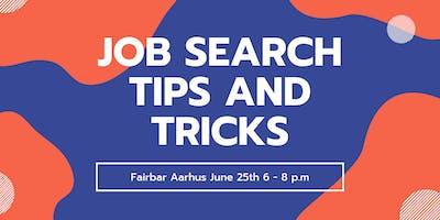 Job Seach Tips and Tricks