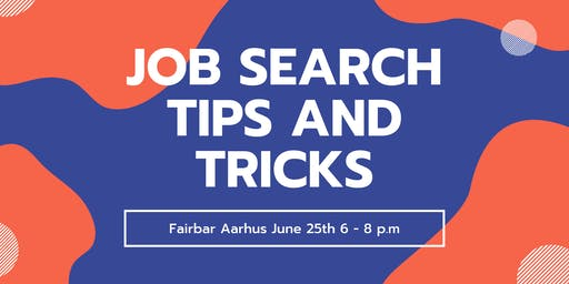 Job Seach Tips and Tricks