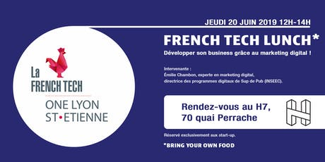 FTLunch - Développer son business grâce au marketing digital ! billets