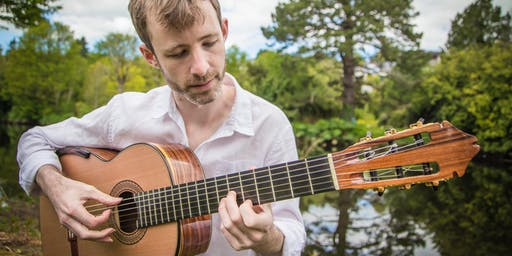 David Keating – Classical Guitar Concert (Ireland)