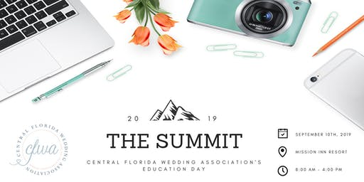 The Summit 2019 - Central Florida Wedding Association's Education Day