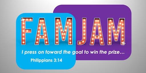 FAM JAM Game Shows featuring KIDZ BLITZ LIVE