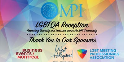 MPI LGBTQA Reception