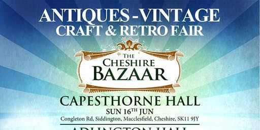 The Cheshire Bazaar: Capesthorne Hall
