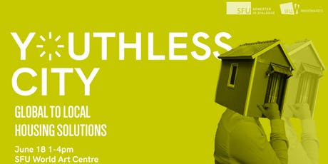 Youthless City tickets
