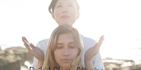 Primordial Reiki 1: Attunement, Healing & Certification tickets