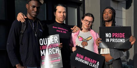 Queer Liberation March and Rally tickets