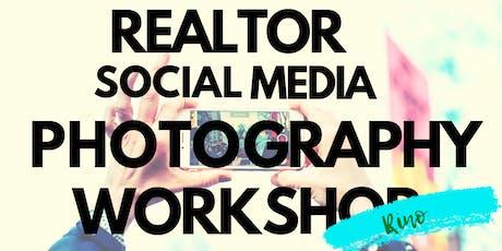 RINO: Realtor Social Media Photography Workshop tickets