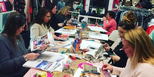 Dream Builder Diva Vision Board Workshop