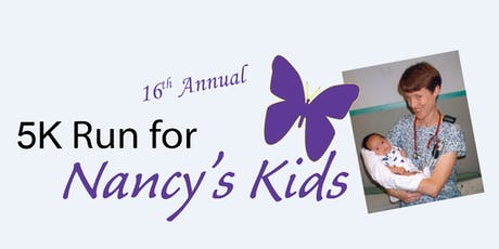 5K Run/Walk for Nancy's Kids 2019 tickets
