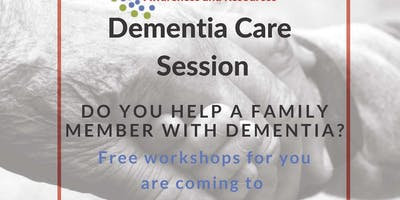Free Dementia Care Workshop